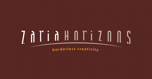 Zaria Horizons Logo - (With Zaria Orange -lol)